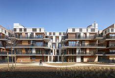 Gallery - Valenton Housing / Gelin-Lafon - 13