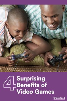 You may think playing video games isn't good for kids. But did you know that research shows video games may also have benefits, especially if parents choose games carefully and set limits on how often their kids play them?