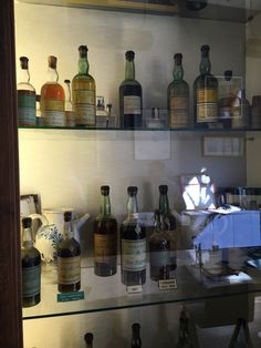 Just arrived at the Head Office of Chartreuse Liqueur in Voiron @chartreuseliq