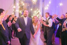 A whimsical fairy tale wedding at the St. Louis Cathedral and New Orleans Board of Trade. Courtney + Philip are on the blog! http://www.neworleansweddingsmagazine.com/real-wedding-courtney-philip-fountain-of-love/ Photo: Arte De Vie