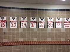 Basketball Jerseys Poster