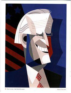 Joe Biden nr by Pablo Lobato, via Flickr HA! I wish I could caricature worth a damn