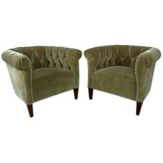Art Deco Chesterfield Mohair Club Chairs  http://shard4.1stdibs.us.com/archivesB/upload/8574/202/dsc_0035edityesa.jpg