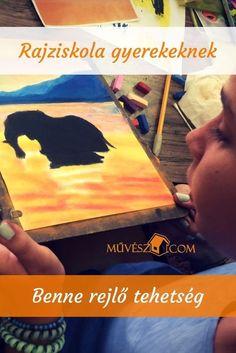 Kreatív feladatok gyerekeknek  -  Fejleszd gyermeked koncentrációját RAJZOLÁSSAL - Kattints a linkre! Techno, Baseball Cards, Drawings, Sketches, Drawing, Techno Music, Portrait, Draw, Grimm