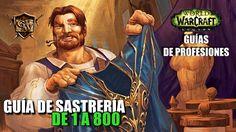 Guía de Sastrería 1-800 - http://www.guiaswow.com/guia-del-juego/guia-de-sastreria-1-800.html