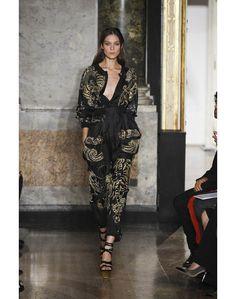 Vogue - Emilio Pucci S/S 13