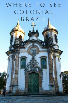 UNESCO Site Ouro Preto: One of 5 top places to see colonial Brazil. On http://About.com.  - Explore the World with Travel Nerd Nici, one Country at a Time. http://travelnerdnici.com