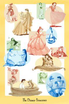 Disney princess :)
