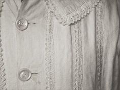 Emily Dickinson's dress- Annie Lebovitz