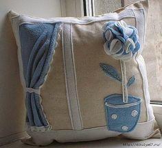 Небольшая подборка красивых декоративных подушек. Идеи для вдохновения.