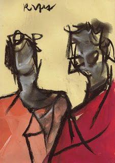ROMAN LASA ARTIST: Meeting