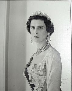HRH Princess Marina of Greece and Denmark, Duchess of Kent.