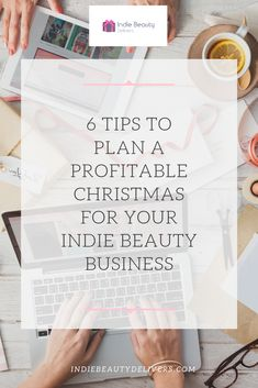 6 steps to plan for a profitable business during Christmas - Indie Beauty Delivers Social Media Marketing Business, Business Entrepreneur, Marketing Ideas, Business Branding, Business Tips, Wake Up Call, Business Inspiration, Buisness, You Nailed It