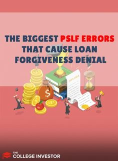The headlines show that a lot of people get rejected for PSLF due to simple errors. Here's how to avoid them. Employer Identification Number, Student Loan Forgiveness, Loan Consolidation, Student Loan Debt, Investing Money, Make More Money, Denial, Money Management, Adulting