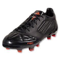 7e68984cd adidas F50 adizero TRX FG Soccer Shoes (Leather)  G61871  Black Black