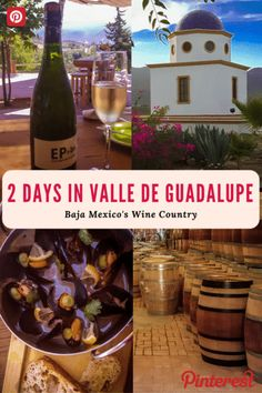 Just two hours south of San Diego in Baja California, Mexico, you will find a lesser known Pacific coast wine region; Valle de Guadalupe (Valle). Valle rivals California's Napa Valley. This region marked by arid weather, moderate temperatures rugged mountains and tranquil valleys is a prime location for growing grapes … Continue reading