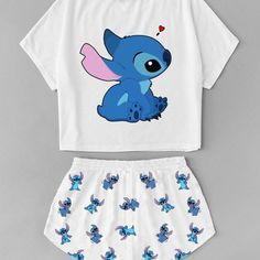 Pin by yelimar parra on moda. Cute Disney Outfits, Cute Lazy Outfits, Teenage Outfits, Outfits For Teens, Junior Outfits, Cute Pajama Sets, Cute Pjs, Cute Pajamas, Girls Fashion Clothes