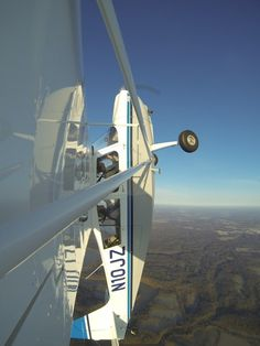 Had some fun with a GoPro Hero3 video camera today. Here we go for a loop.