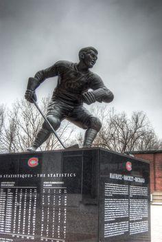 Rocket Richard | Montreal Canadiens | NHL | Hockey Hockey Games, Hockey Players, Ice Hockey, Montreal Canadiens, Penguins Players, Hockey Pictures, Hockey Season, Florida Panthers, Canadian History
