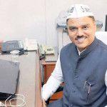 Delhi law minister Jitender Singh Tomar arrested in fake degree case