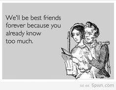 We will be best friends via 5pwn.com
