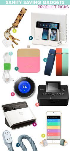 Sanity Saving Gadgets!