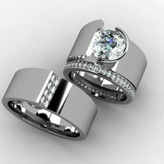 Matching couples rings