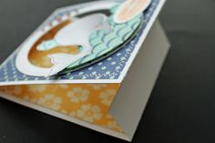 Tent Card Tutorial - Splitcoaststampers