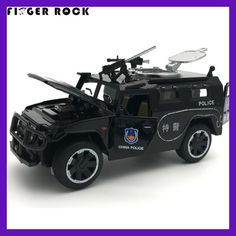 Sheriff's Chariots Oyuncak Araba 1:32 5Doors can be Opened's Diecast Metal Car Boy Acousto-optic Police Car Model Alloy Car Toy