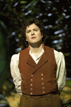 Frodo Baggins from the Lord of the Rings musical.