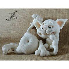 Автор фото @pertseva_svetlana- подписывайте свои фото тегом #weamiguru, лучшие попадут в нашу ленту! #amigurumi #crochet #knitting #cute #handmade #амигуруми #вязание #игрушки #интересное #ручнаяработа #рукоделие