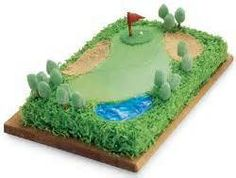mini golf cakes - Yahoo Image Search Results