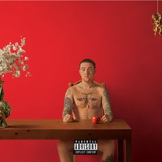 Mac Miller — Watching Movies With The Sound Off (Album Cover) - Mixtape Wall Mac Miller Watching Movies, Rap Genius, A Tribe Called Quest, Schoolboy Q, Sound Off, Cool Album Covers, Rap Albums, Someone Like You, Hip Hop Rap