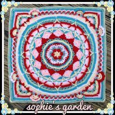 Sophie's Garden crochet