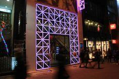 MAGNMAG fashion and lifestyle flagship store by FAK3, Seoul – Korea »  Retail Design Blog