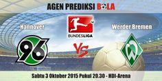 Prediksi Bola Hannover vs Werder Bremen 3 Oktober 2015
