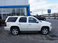 Used SUV/Car/Truck 2008 Chevrolet Tahoe LTZ @ $400 mo. Please call the dealership @ 855-677-4475 and ask to speak specifically to Chatrick Clark. The 2008 Chevrolet Tahoe remains a favorite choice for a large SUV thanks to its handsome, comfortable cabin and strong towing ability.
