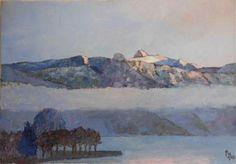Pierre-Yves SAUTY                        Lac Léman, près de Vevey Vevey, Oeuvre D'art, Les Oeuvres, Painting, Lake Geneva, Contemporary, Stone, Artist, Photography