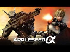 Appleseed Alpha Androp 'You Make Me' - YouTube