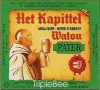 Label van Het Kapittel Pater