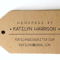 Hey, I found this really awesome Etsy listing at http://www.etsy.com/listing/118186978/large-business-card-stamp-for-gift-tag