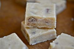 Gluten Free Dairy Free White Chocolate Fudge