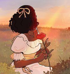 Black Love Art, Black Girl Art, Art Girl, Black Girls, Black Girl Aesthetic, Aesthetic Art, Aesthetic Anime, Arte Black, Black Girl Cartoon