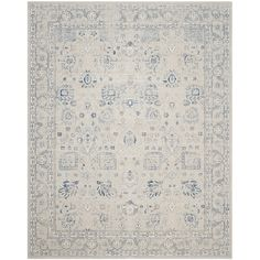 Safavieh Patina Gray Area Rug & Reviews | Wayfair