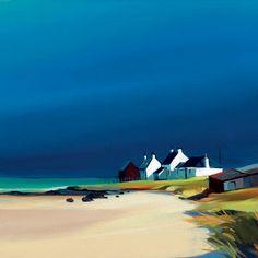 Western Isles III by Pam Carter