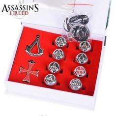10-piece-assassins-creed-necklace-ring-box