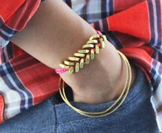 Try This Friendship Bracelet Upgrade!