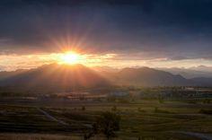 Sunset Broomfield Colorado