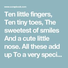 Ten Tiny Toes Baby Shoes