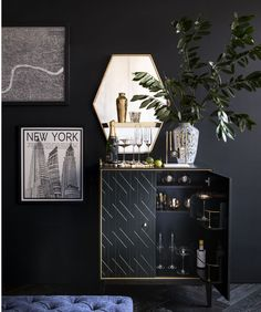 The New Art Deco & Art Nouveau Modern Style | I'm not saying you should recreate the look onboard the Orient Express, (because one should never over stylise any space), but you might want to consider using a few pieces around your homes to add an air of o